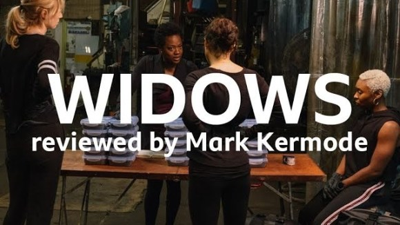 Kremode and Mayo - Widows reviewed by mark kermode
