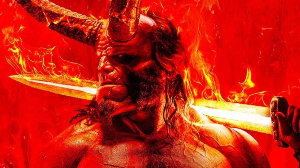 Omschrijving eerste trailer 'Hellboy'!