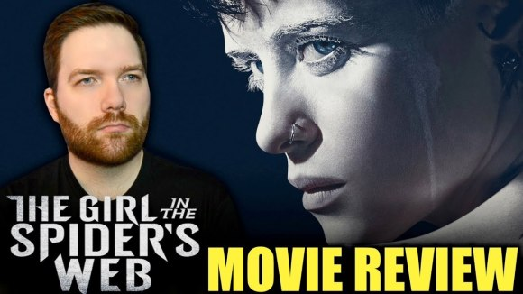 Chris Stuckmann - The girl in the spider's web - movie review