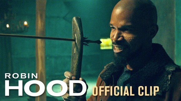 Robin Hood - Clip: Training