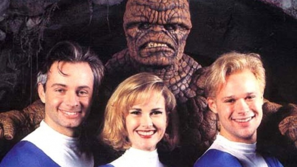 Allereerste 'Fantastic Four' uit 1994 nu online te zien!