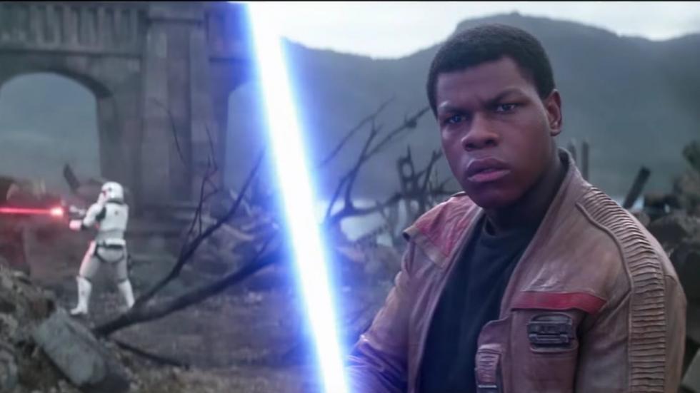 John Boyega's Finn weer met lightsaber in 'Star Wars: Episode IX'?