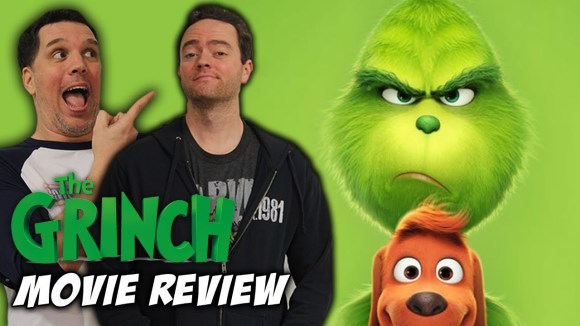 Schmoes Knows - The grinch movie review