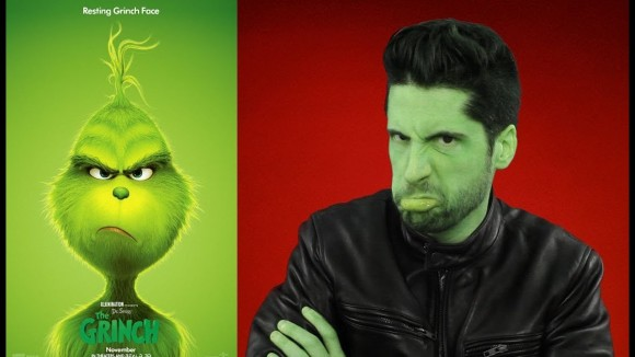 Jeremy Jahns - The grinch (2018) - movie review