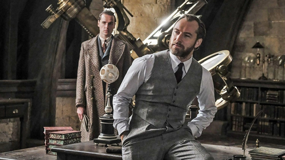 Alles over Dumbledore in 'The Crimes of Grindelwald'