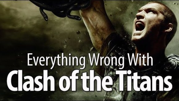 CinemaSins - Everything wrong with clash of the titans (2010)