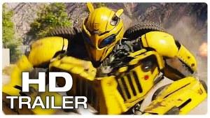 Bumblebee (2018) video/trailer