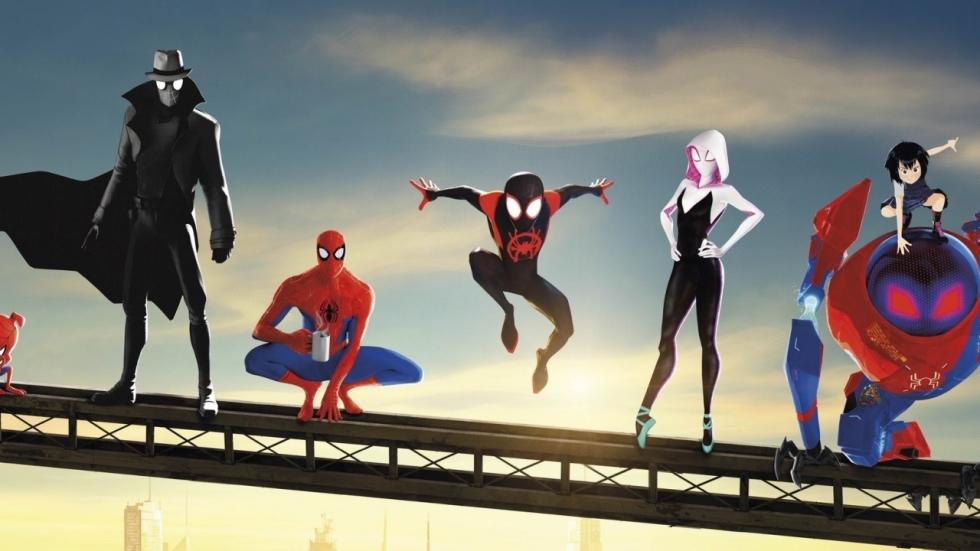 Strakke beelden uit 'Spider-Man: Into the Spider-Verse'