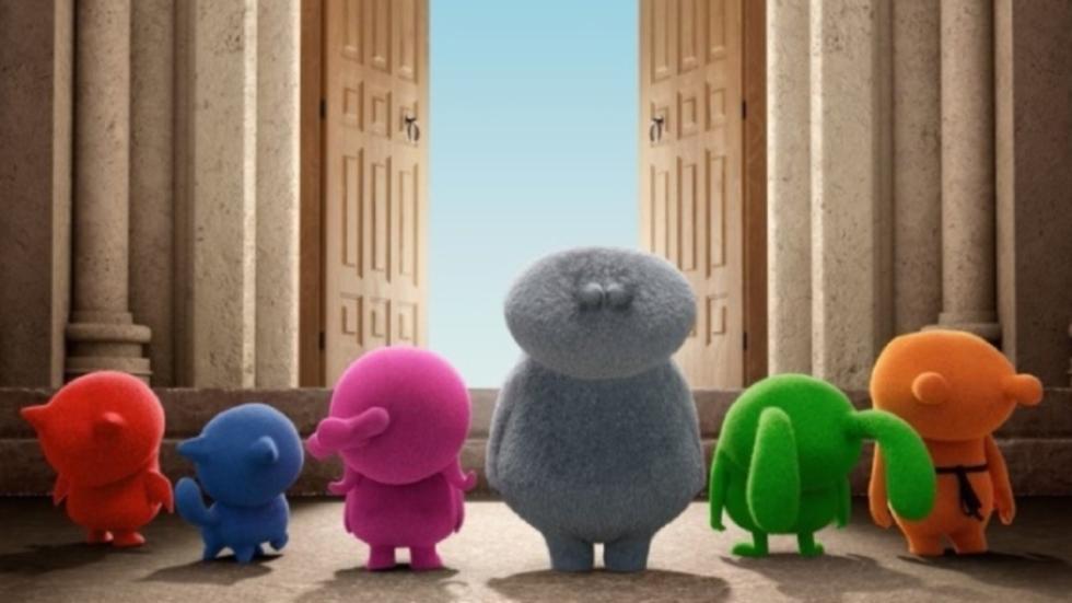 De 'UglyDolls'-trailer is zowel kleurrijk als hyper