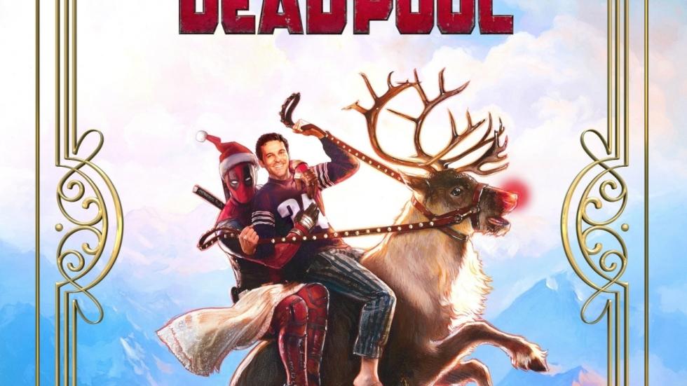 Kindvriendelijke 'Deadpool'-film 'Once Upon a Deadpool' krijgt poster!