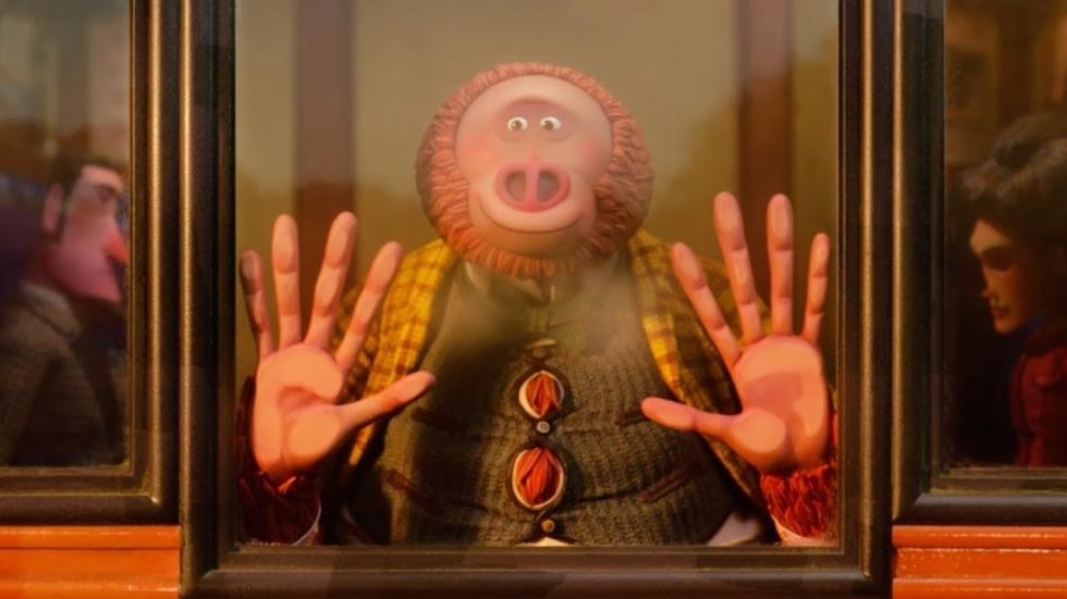Eerste trailer stop-motion animatie 'Missing Link' van LAIKA
