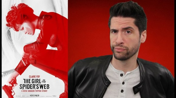 Jeremy Jahns - The girl in the spider's web - movie review