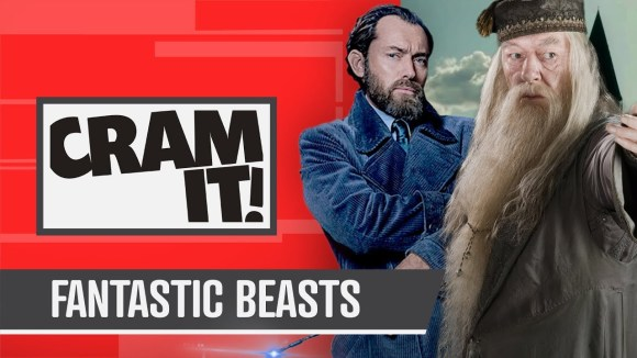 ScreenJunkies - From harry potter to fantastic beasts cram it
