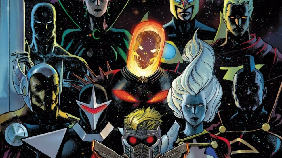 Soft-reboot 'Guardians of the Galaxy' met Silver Surfer?