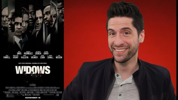 Jeremy Jahns - Widows - movie review