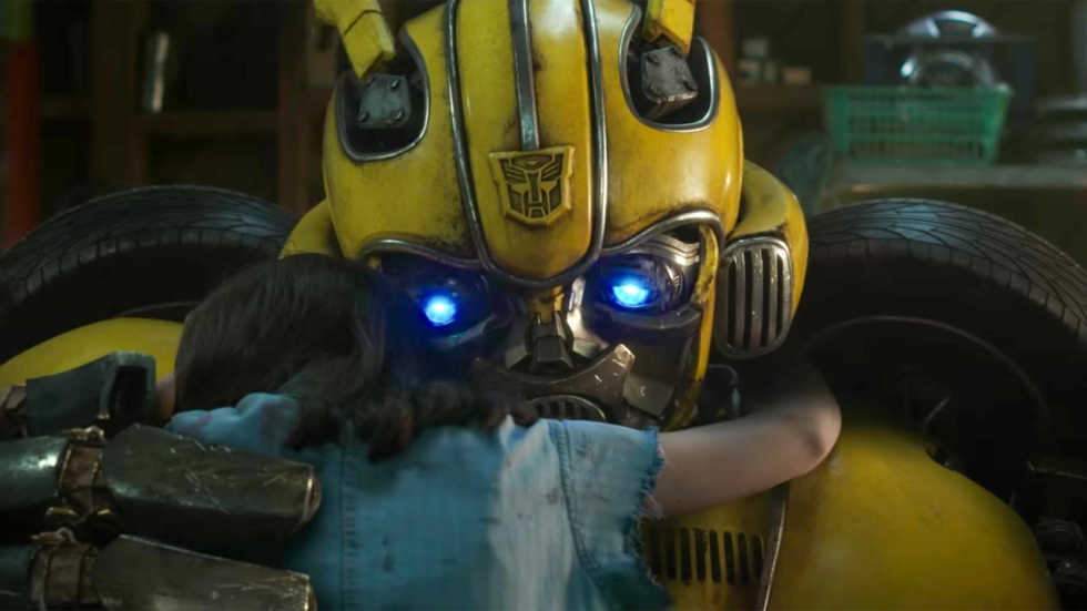 Filmposter Transformers spin-off 'Bumblebee'