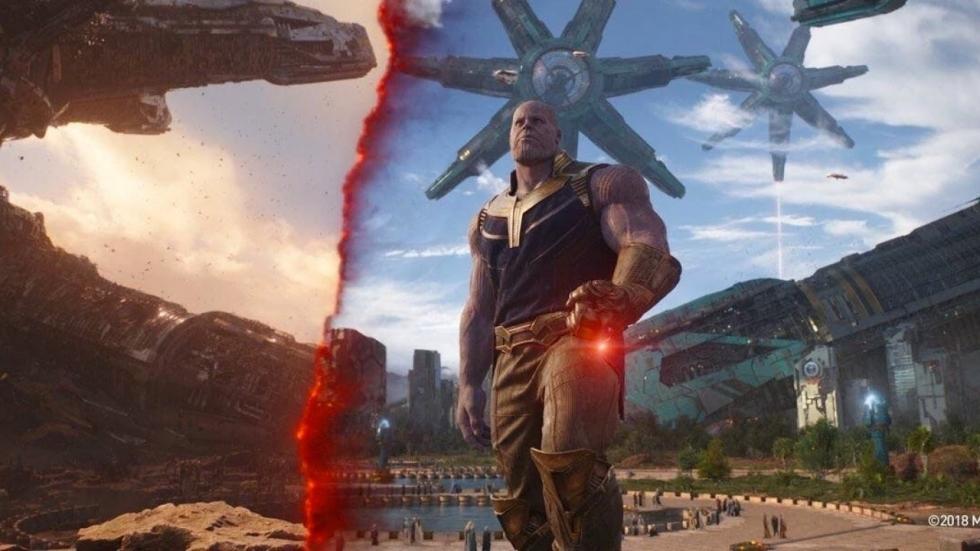 Hoe Thanos de vernietiging van Titan overleefde