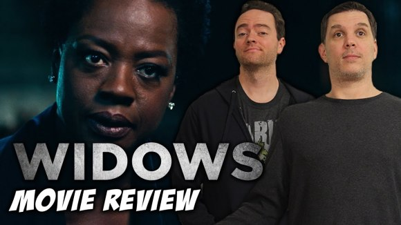 Schmoes Knows - Widows movie review