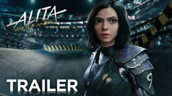 Alita: Battle Angel - official trailer 3