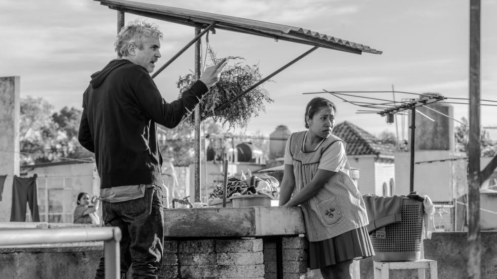 Netflix mikt op Oscars met 'Roma'