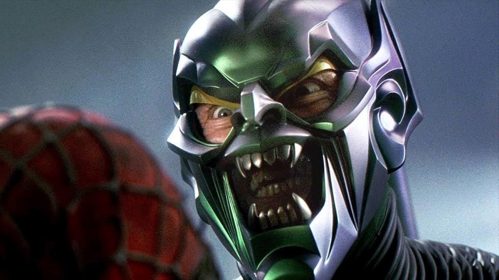 Superschurk Green Goblin keert terug in nieuwe 'Spider-Man'-film!