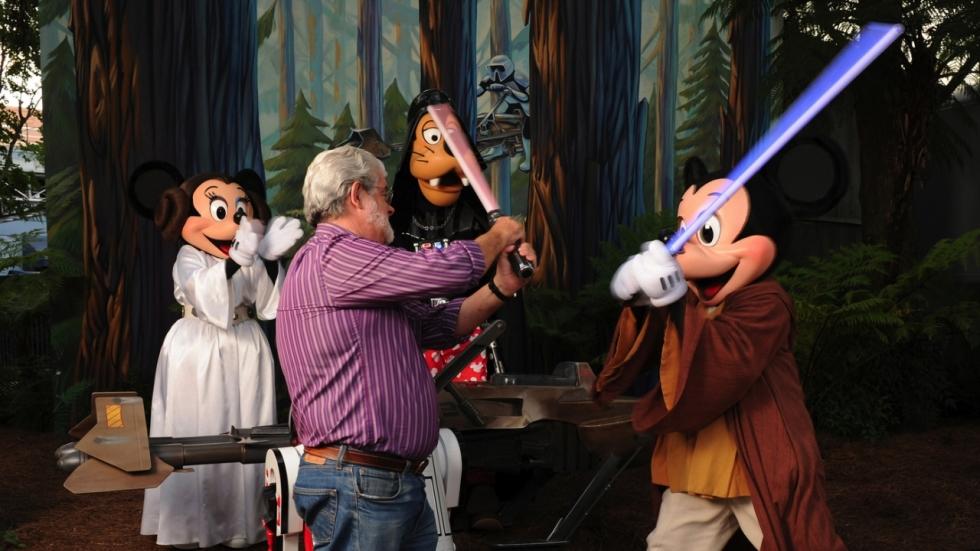 Simon Pegg: Geluid George Lucas ontbreekt in 'Star Wars'-vervolgen