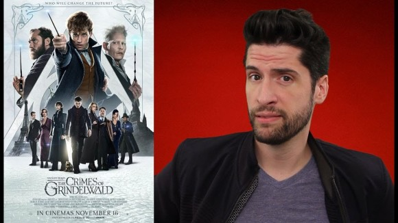 Jeremy Jahns - Fantastic beasts: the crimes of grindelwald - movie review