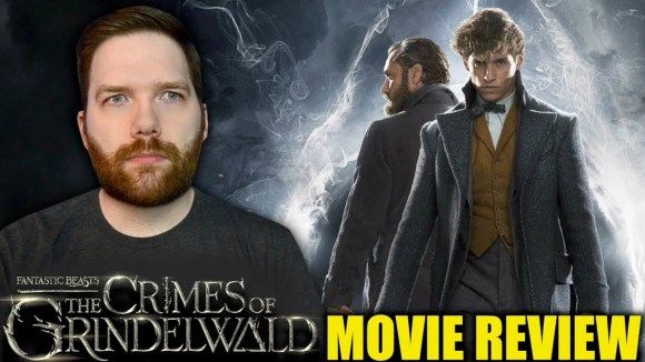 Chris Stuckmann - Fantastic beasts: the crimes of grindelwald - movie review