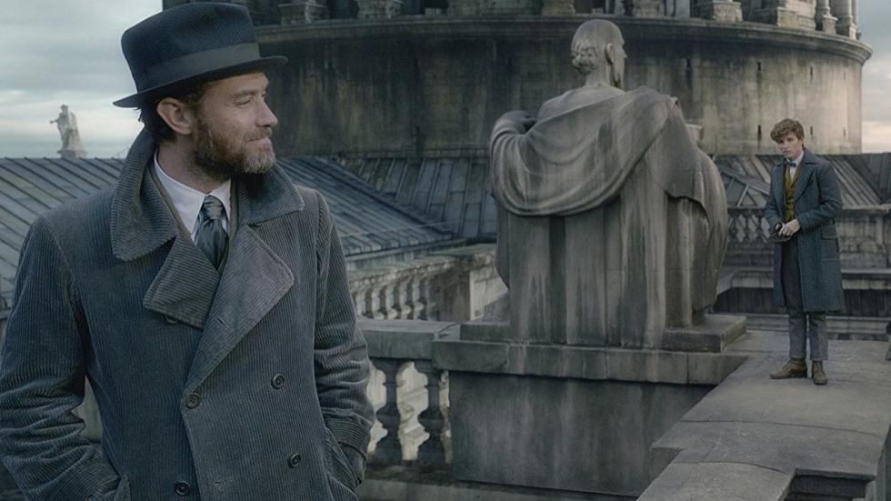 Recensie: 'Fantastic Beasts: The Crimes of Grindelwald' en nog 2 films