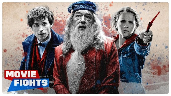 ScreenJunkies - Who's the best harry potter character? movie fights