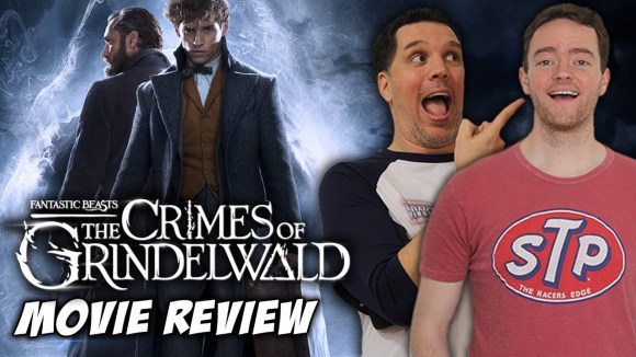 Schmoes Knows - Fantastic beasts: the crimes of grindelwald movie review