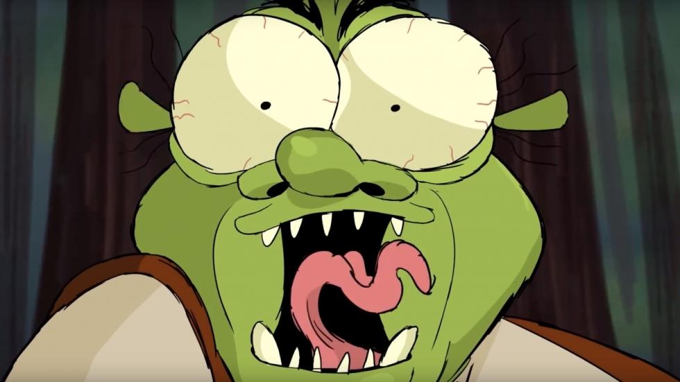 Supermaffe trailer 'Shrek Retold'
