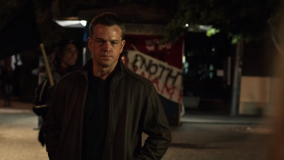 Matt Damon over de Jason Bourne franchise