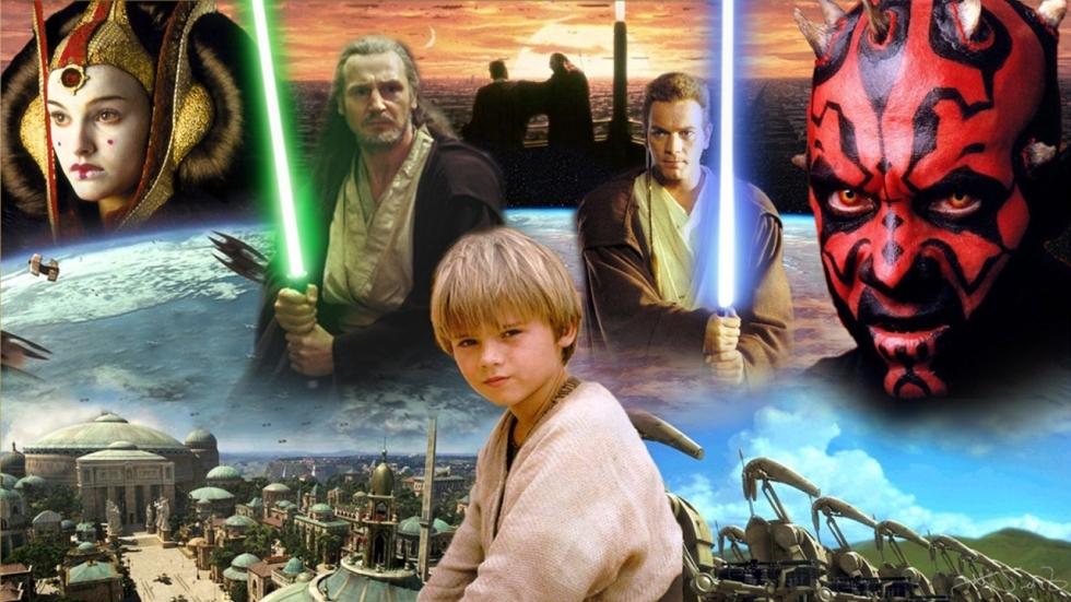 Gehate Midi-chlorians in 'Star Wars' bestaan al sinds 1977