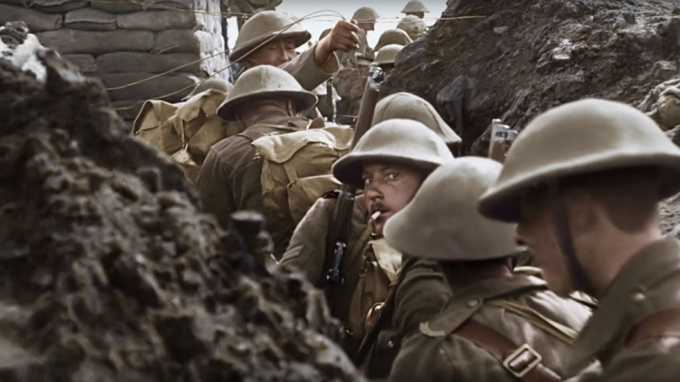 Pakkende trailer 'They Shall Not Grow Old' van Peter Jackson!