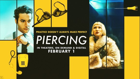Piercing - official trailer