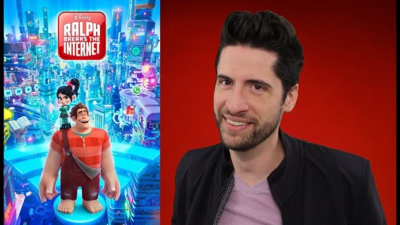 Jeremy Jahns - Ralph breaks the internet - movie review