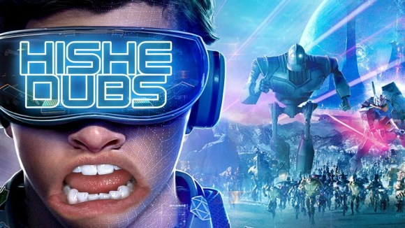 How It Should Have Ended - Ready player one - hishe dubs (comedy recap)