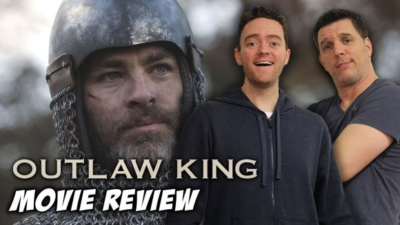 Schmoes Knows - Outlaw king movie review