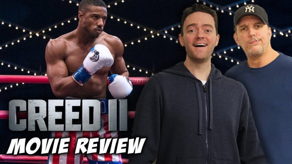 Schmoes Knows - Creed ii movie review