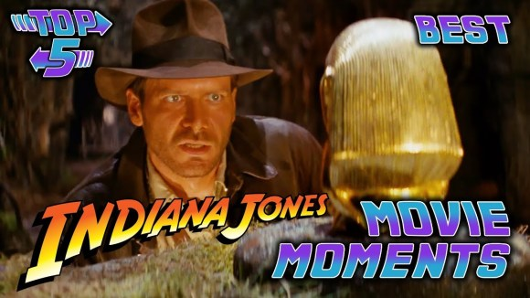 Channel Awesome - Top 5 best indiana jones movie moments