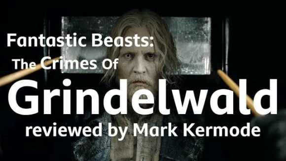 Kremode and Mayo - Fantastic beasts: the crimes of grindelwald reviewed by mark kermode