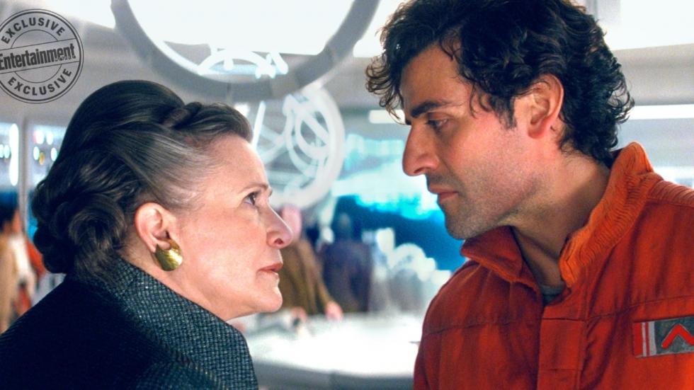 Aandeel Leia in 'Star Wars: Episode IX' lijkt groter dan verwacht