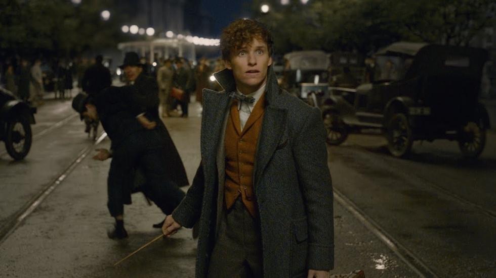 Is de twist in 'Fantastic Beasts: The Crimes of Grindelwald' onzin?