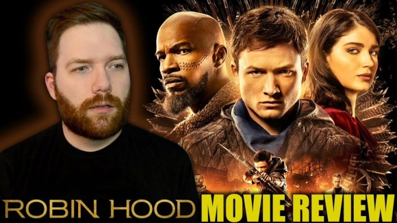 Chris Stuckmann - Robin hood - movie review
