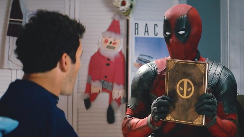 Heeft Ryan Reynolds het idee voor 'Once Upon a Deadpool' gestolen van een fan?