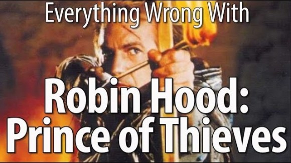 CinemaSins - Everything wrong with robin hood: prince of thieves