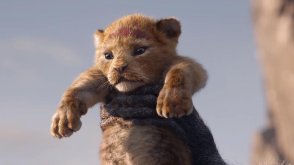 Teaser trailer Walt Disney's 'The Lion King'!