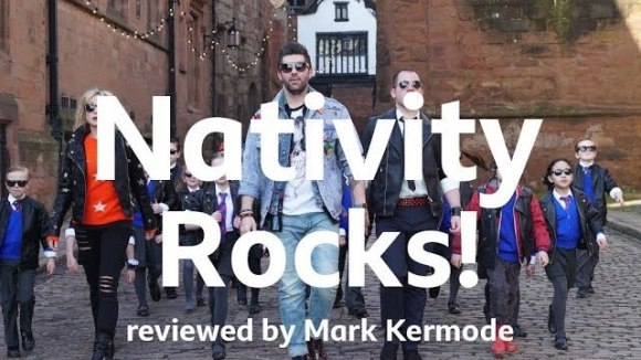 Kremode and Mayo - Nativity rocks! reviewed by mark kermode