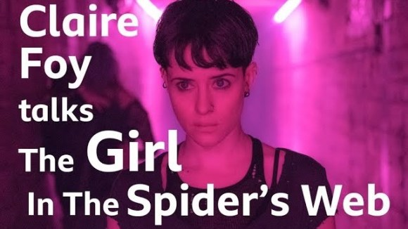 Kremode and Mayo - Claire foy interviewed by simon mayo